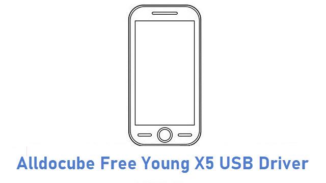 Alldocube Free Young X5 USB Driver