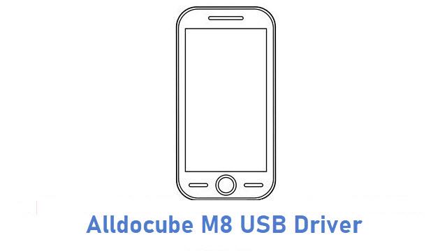 Alldocube M8 USB Driver