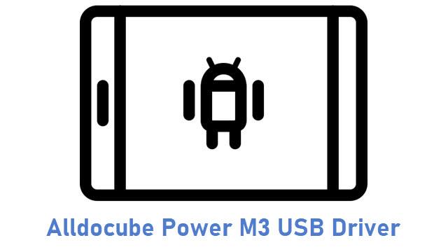 Alldocube Power M3 USB Driver