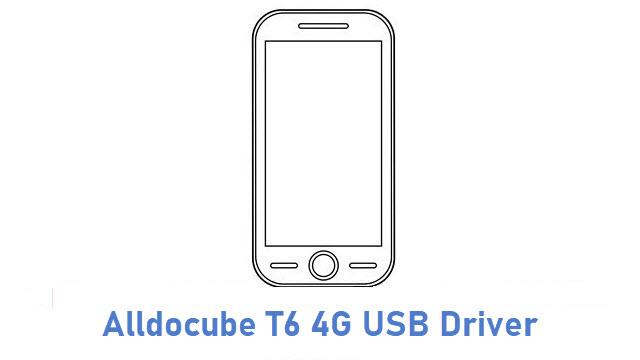 Alldocube T6 4G USB Driver