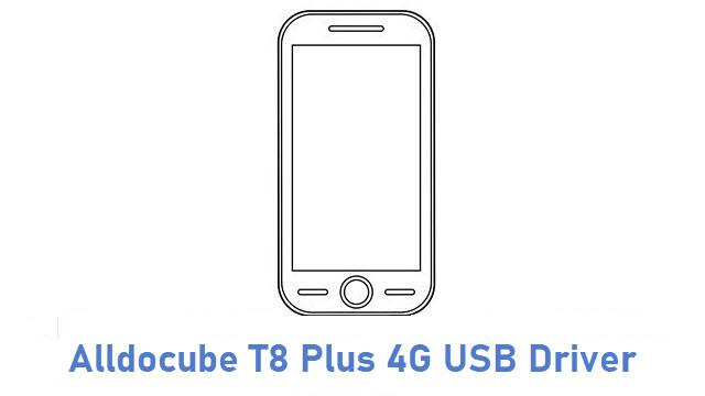 Alldocube T8 Plus 4G USB Driver