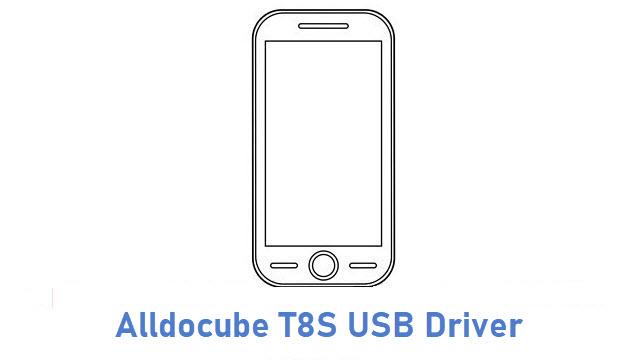 Alldocube T8S USB Driver