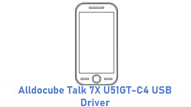 Alldocube Talk 7X U51GT-C4 USB Driver