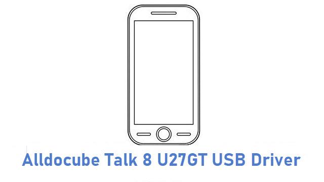 Alldocube Talk 8 U27GT USB Driver