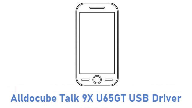 Alldocube Talk 9X U65GT USB Driver