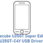 Alldocube U25GT Super Edition U25GT-C4Y USB Driver