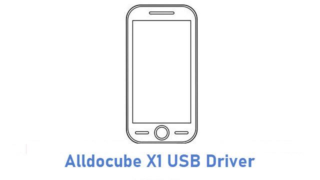 Alldocube X1 USB Driver