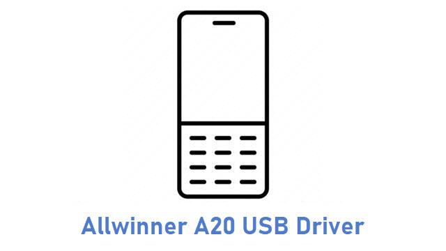 Allwinner A20 USB Driver