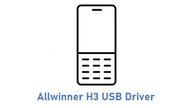 Allwinner H3 USB Driver