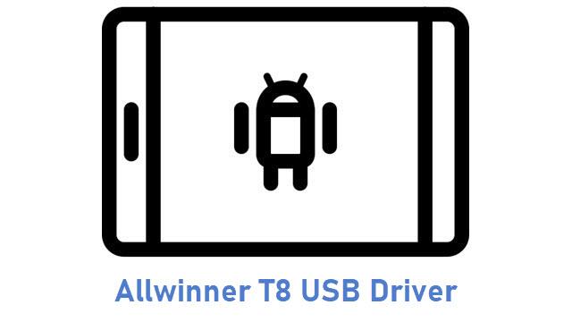 Allwinner T8 USB Driver