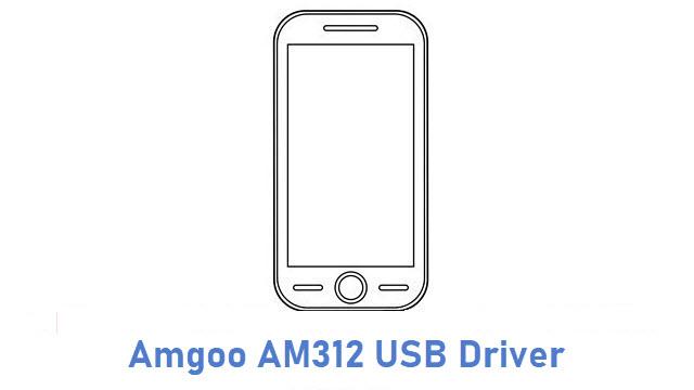Amgoo AM312 USB Driver