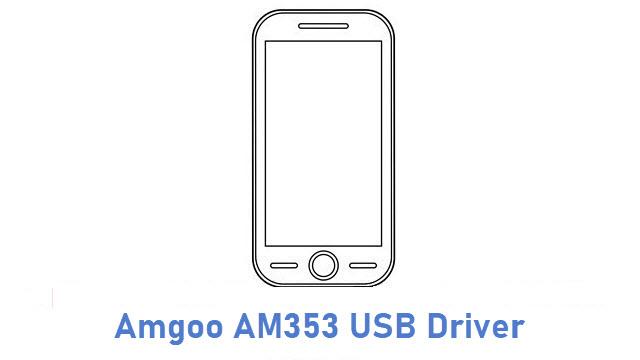 Amgoo AM353 USB Driver