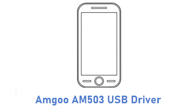 Amgoo AM503 USB Driver