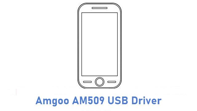 Amgoo AM509 USB Driver