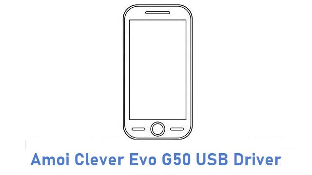 Amoi Clever Evo G50 USB Driver