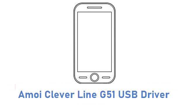 Amoi Clever Line G51 USB Driver