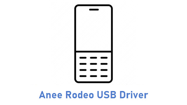 Anee Rodeo USB Driver