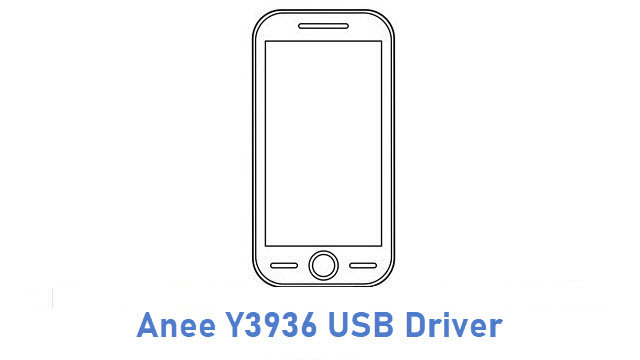 Anee Y3936 USB Driver