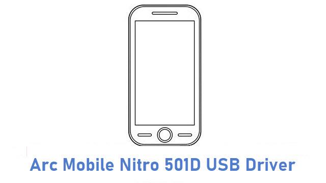 Arc Mobile Nitro 501D USB Driver