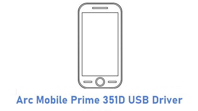 Arc Mobile Prime 351D USB Driver