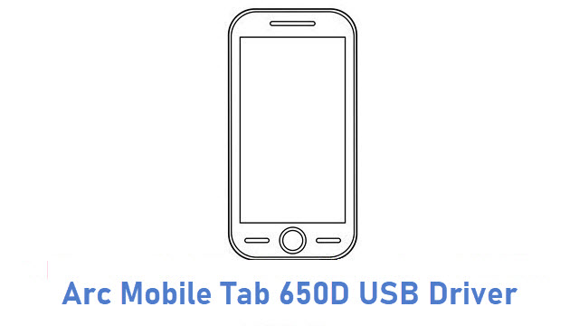 Arc Mobile Tab 650D USB Driver