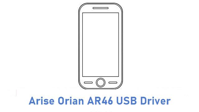 Arise Orian AR46 USB Driver