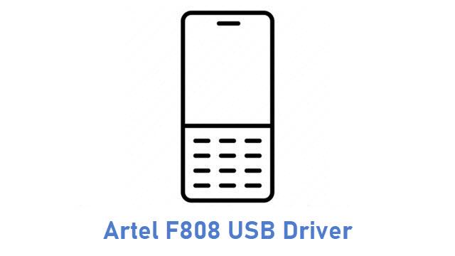 Artel F808 USB Driver