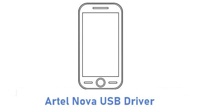 Artel Nova USB Driver