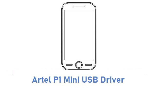 Artel P1 Mini USB Driver