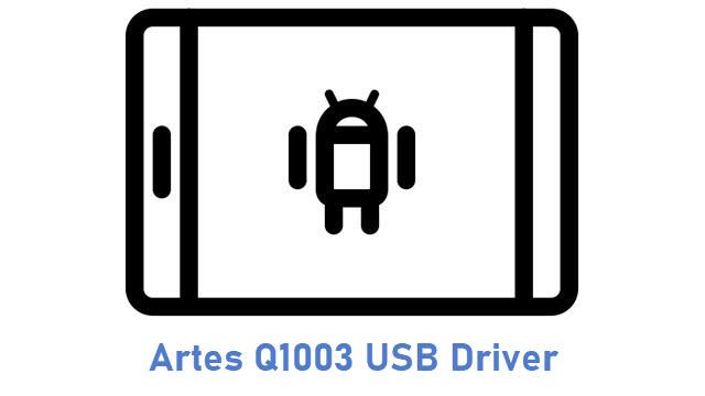 Artes Q1003 USB Driver