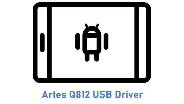 Artes Q812 USB Driver