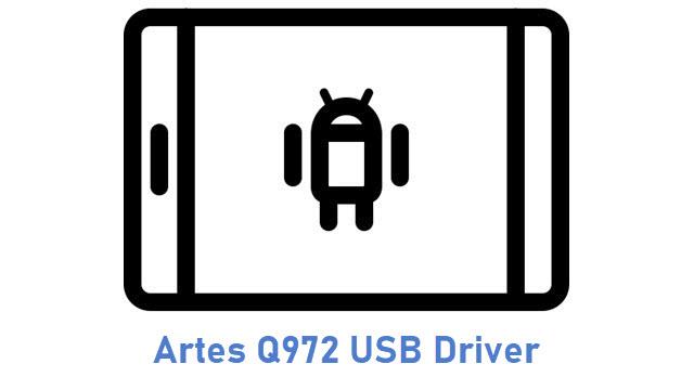 Artes Q972 USB Driver