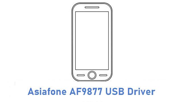 Asiafone AF9877 USB Driver