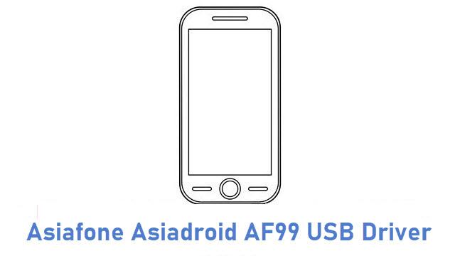 Asiafone Asiadroid AF99 USB Driver