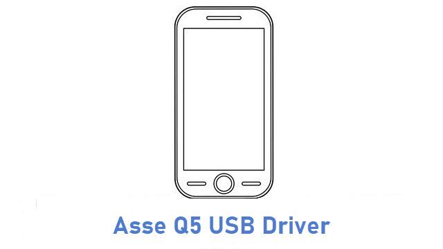 Asse Q5 USB Driver