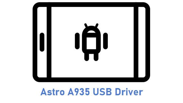 Astro A935 USB Driver