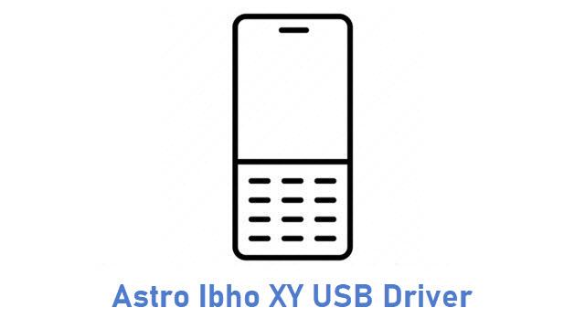 Astro Ibho XY USB Driver