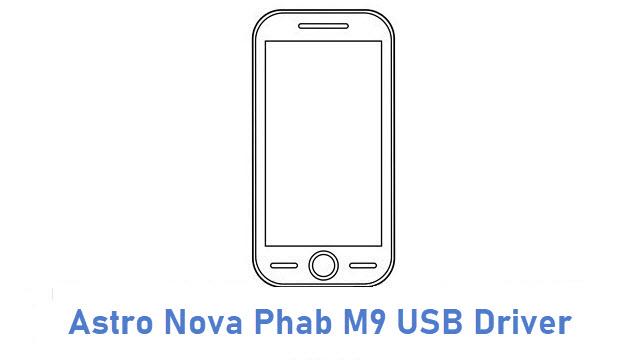 Astro Nova Phab M9 USB Driver