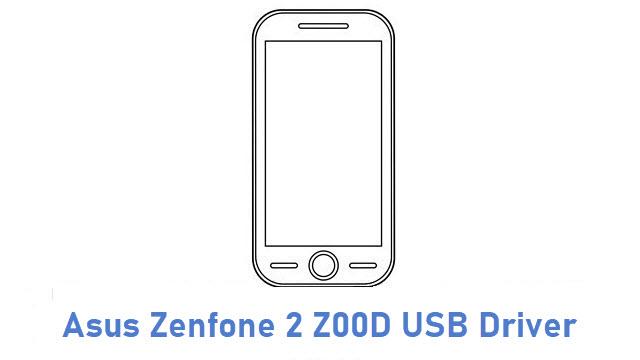 Asus Zenfone 2 Z00D USB Driver