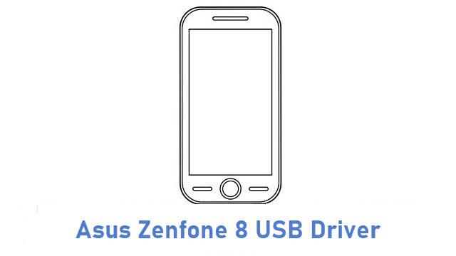 Asus Zenfone 8 USB Driver