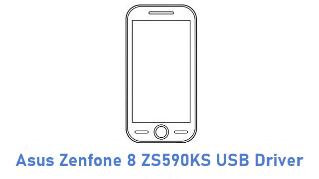 Asus Zenfone 8 ZS590KS USB Driver