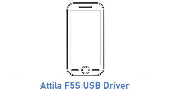 Attila F5S USB Driver
