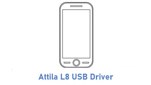 Attila L8 USB Driver