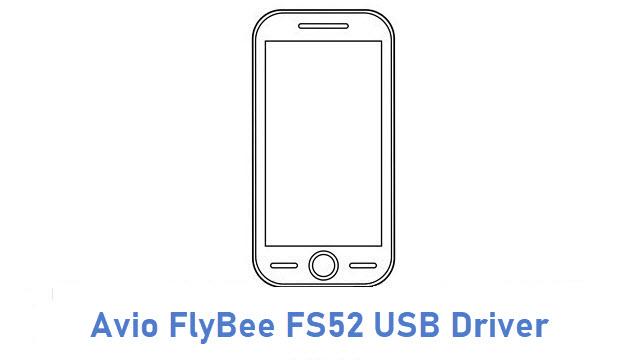 Avio FlyBee FS52 USB Driver