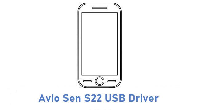 Avio Sen S22 USB Driver