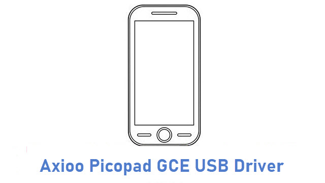Axioo Picopad GCE USB Driver