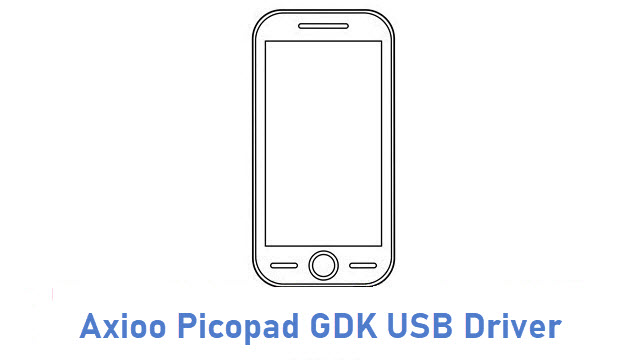 Axioo Picopad GDK USB Driver