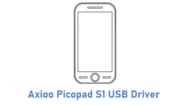 Axioo Picopad S1 USB Driver
