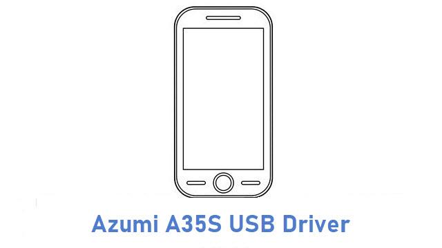 Azumi A35S USB Driver