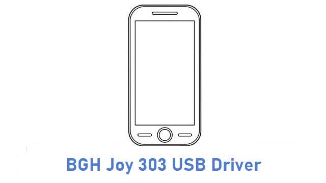 BGH Joy 303 USB Driver